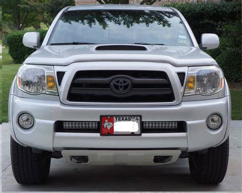 small led light bars light bar with small leds tacoma world