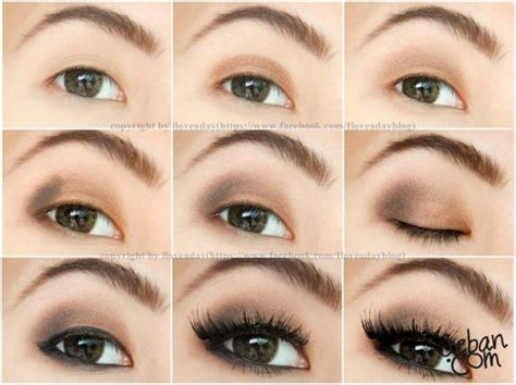 Eyeshadow Coklat 118 best images about asian makeup on