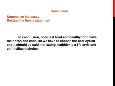 Compare And Contrast Essay Conclusion Exles by Persuasive And Compare And Contrast Essay