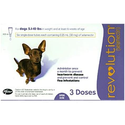 revolution for dogs 5 10 lbs revolution for dogs 5 10 lbs 3 pack purple vetdepot