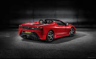 scuderia spider 16m 4 wallpapers hd wallpapers