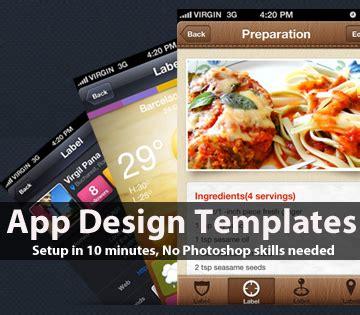 app design vault coupon professional ios app design templates only 47