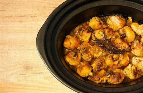 slow cooker recetas 8416641471 pollo al ajillo receta para cocinar en crock pot o slow cooker