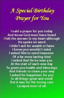 Birthday Prayer For by 1000 Images About Birthday Prayers On