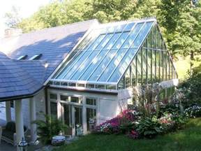 glass roof house gable conservatory roof system glass house llc