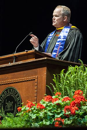 Samford Mba Cost by An Idea Bbva Executive Tells Samford Business Grads