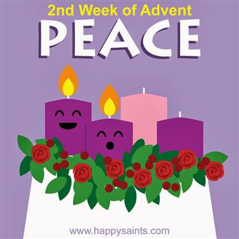 second day of week 20 beautiful second sunday of advent greeting pictures