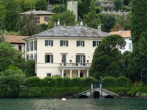 george clooney home panoramio photo of george clooney s house