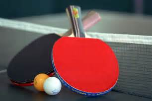 Of Table Tennis by Table Tennis Tournament Bethesda Baptist Church Ipswich
