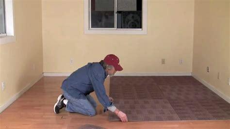 carpet tiles    install