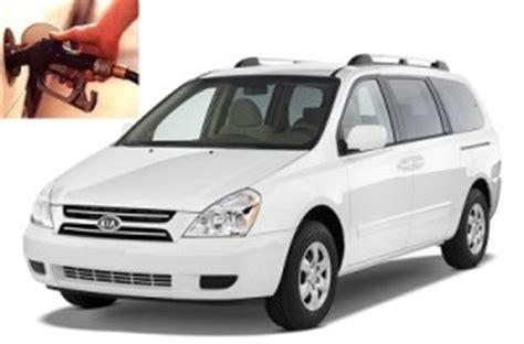 How Many Per Gallon Does A Kia Sedona Get Kia Fuel Consumption Cars Fuel Consumption