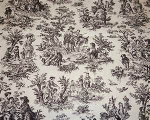 Waverly Toile Curtains Shower Curtain Waverly Rustic Toile Black Ivory Size