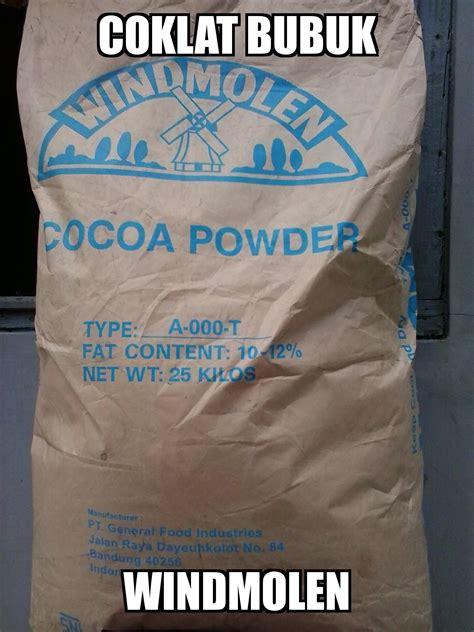 Harga Coklat Merk jual coklat bubuk merk windmolen harga murah kota