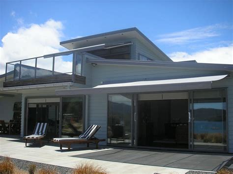 Foldable Awning by Retractable Patio Electric Folding Arm Awnings Yarra Shade