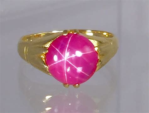 Ruby 6 9ct ruby 6 sapphire 9ct ring collectors weekly