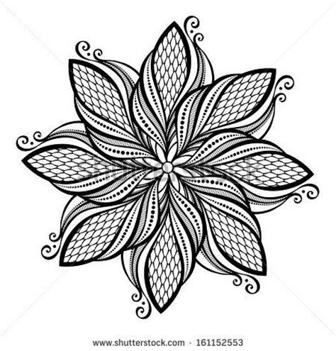 fleur de lotus mandala coloriagetv 15 best coloring images on pinterest coloring pages