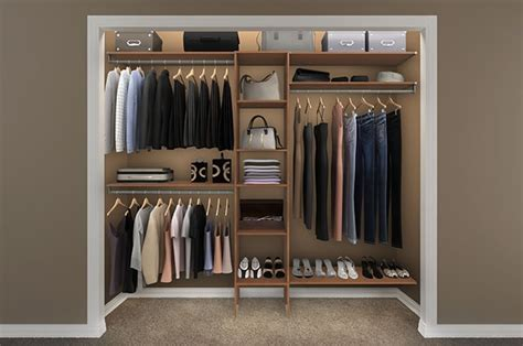 Closetmaid Closet Ideas master closet idea from closetmaid decorating ideas