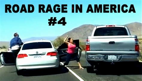 8 Critical Signs That You Road Rage by Road Rage In America 4 Usa Canada Bad Drivers