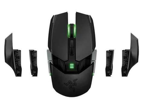 Razer Ouroboros Wired Wireless Gaming Mouse 1 razer ouroboros gaming wired wireless mouse announced