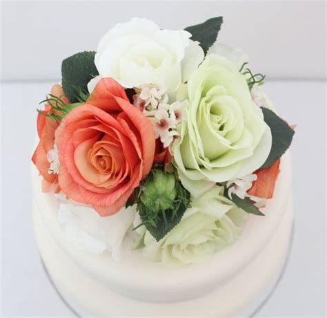 Wedding Cake Flower Tops by 186 Best It Tops The Cake Silk Floral Wedding Cake Toppers