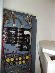 fuse panel service size internachi inspection forum
