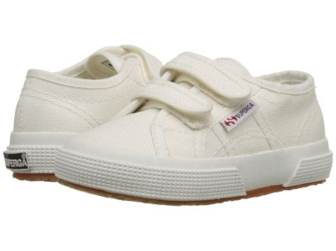 are superga sneakers comfortable superga kids 2750 jvel classic toddler little kid white