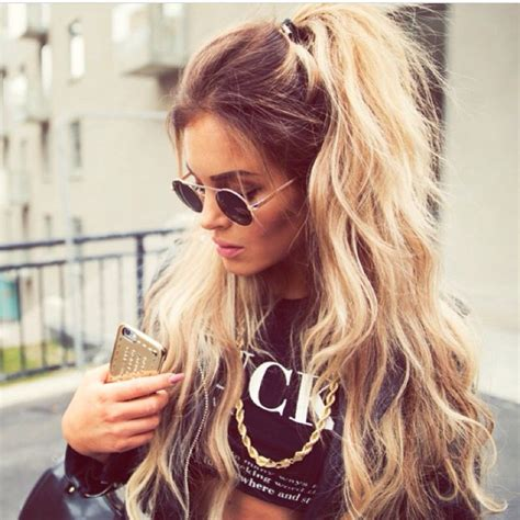 Casual Half Up Half Hairstyles by This Casual Half Up Half Style Hair Colour And