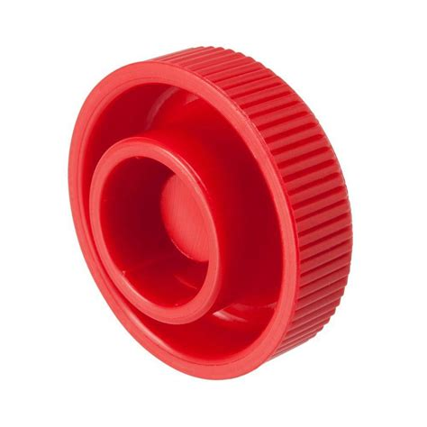 crown bolt 1 4 in plastic knob 77968 the home