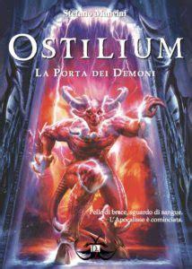 la porta romanzo ostilium la porta dei demoni stefano mancini romanzo
