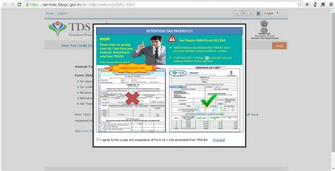 4 tax credit how to fill tds sheet while filing online how to check the tds credit in your account taxadda