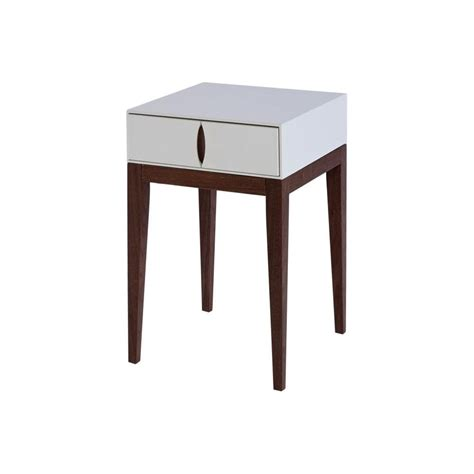 White Side Tables Buy Luxurious Ivory White Side Table From Fusion Living