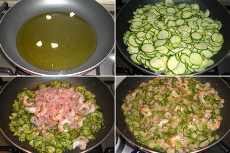come cucinare zucchine e gamberetti come si cucina zucchine e gamberetti ricette popolari