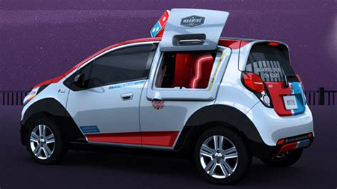 Dominos Pizza Cars by Domino S Spends Big Dough On New Pizza Delivery Cars