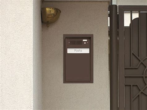 cassetta per posta cassetta postale per esterni residence ravasi