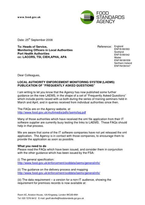 Business Letter Format Apa Example of apa business letter template business letter format example apa