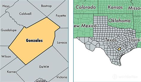gonzales texas map gonzales county texas map of gonzales county tx where is gonzales county