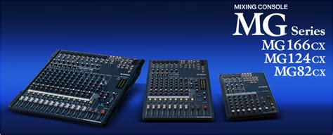Li Mixer Yamaha Mg 124 Cx 12 Channel mixer yamaha mg124cx th 244 ng tin gi 225 cả mixer cao cấp