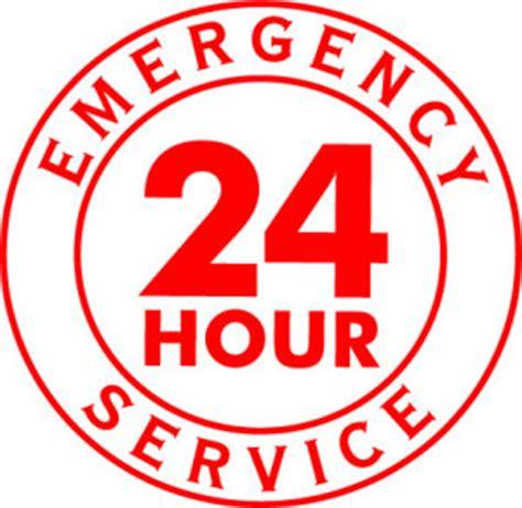 24 Hour Emergency Plumbing Service Maintenance