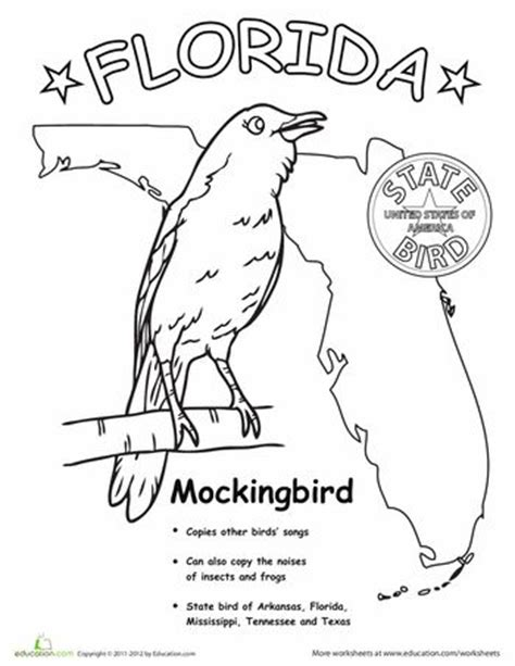 florida keys coloring pages 17 best images about travel the states on pinterest