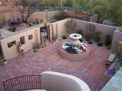 backyard courtyard ideas thinking big for a backyard redesign the lakota