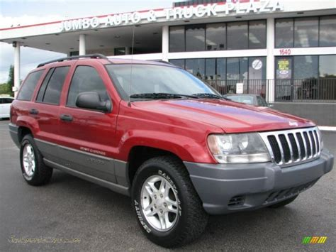 2002 Jeep Grand Limited 2002 Jeep Grand Laredo In Inferno Tinted