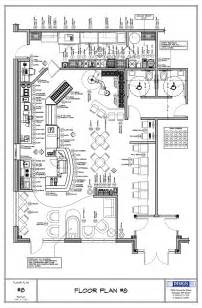 Coffee Shop Floor Plans by Design Amp Layout Floor Plan