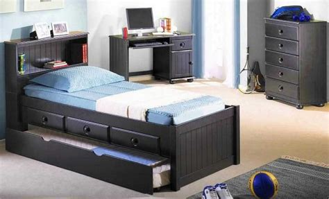 Boys Bedroom Furniture With Desk   Raya Furniture