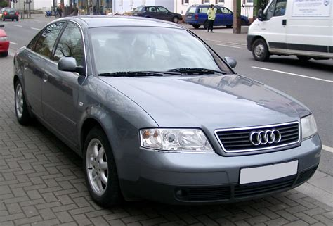 Audi A6 Wiki by Audi A6 C5