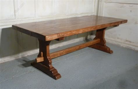 antique oak table oak refectory table antiques atlas