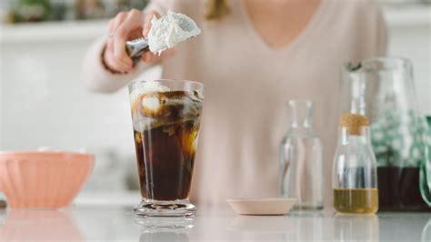 Coffee Float smoked sea salt coffee float recipe