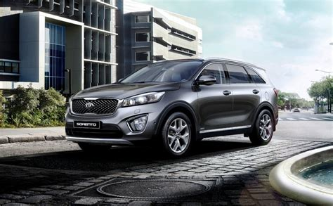 Kia Sorrento Prices 2016 Kia Sorento Suv Lx V6 Price Cnynewcars
