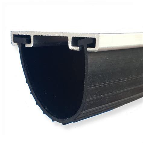 garage door aluminum bottom seal retainers