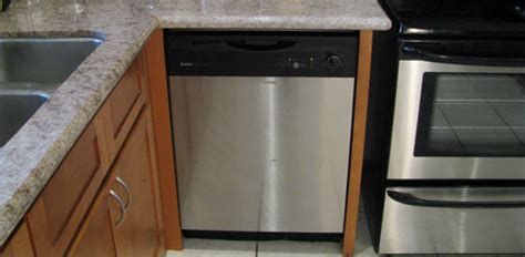 Portable Kitchen Island With Sink by How To Install A Dishwasher Today S Homeowner