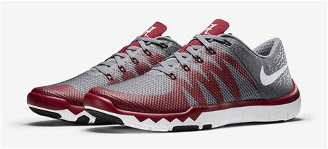 alabama sneakers nike is releasing a ton of college themed sneakers